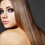 corte de cabello liso