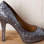 Zapatos con glitter para mujeres