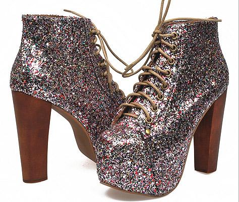 Zapatos con glitter5