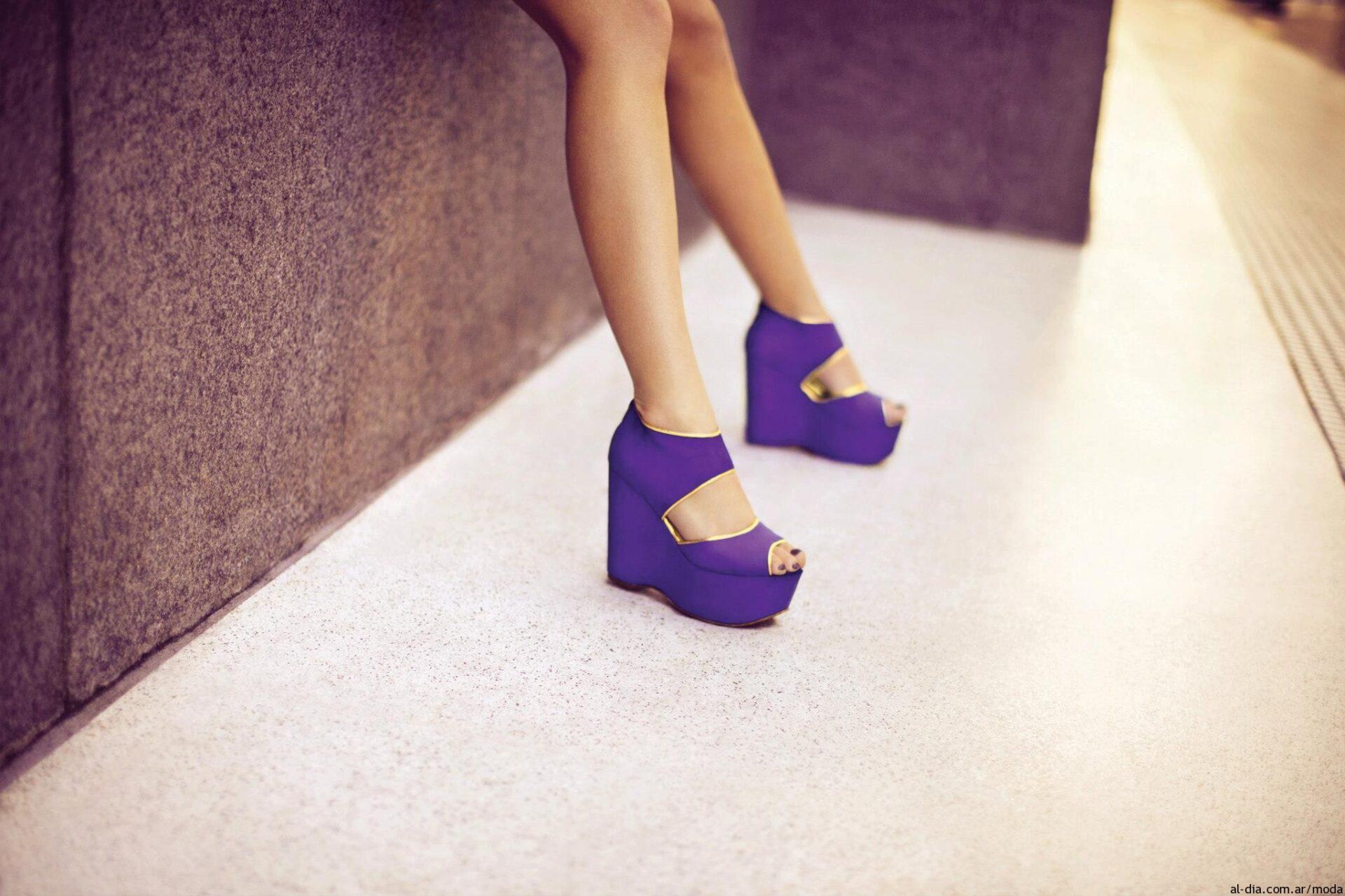 Zapatos de moda 2013