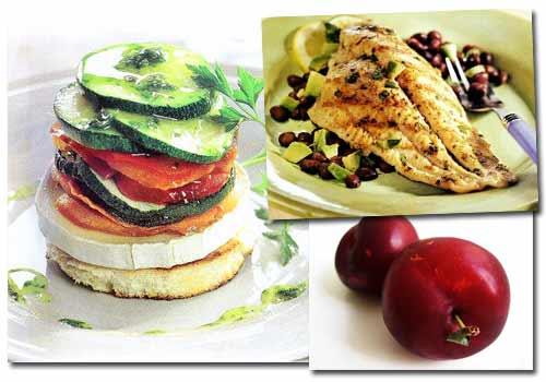 Las 10 mejores cenas bajas en calor as tomen nota for Cenas faciles