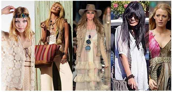 how to achieve the boho chic look in jeans