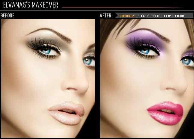 Taaz cambio de look online - Como cambiar de look en casa ...