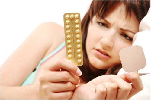 como cortar la regla con pastillas anticonceptivas