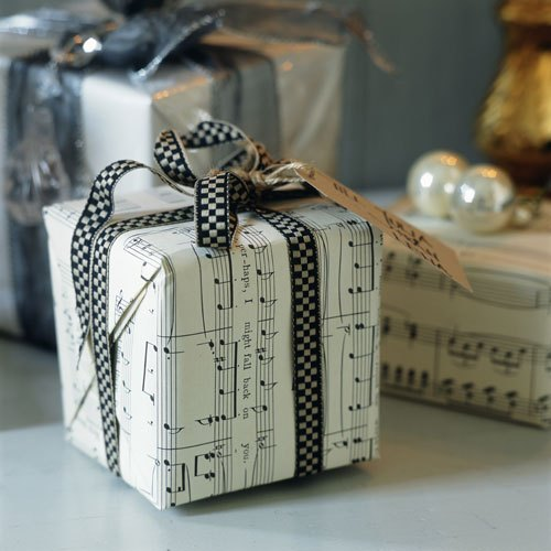 Diferentes maneras de envolver regalos for Envoltorios para regalos