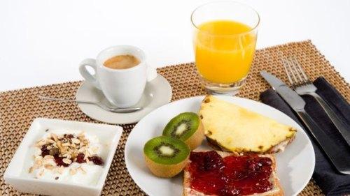 que es el desayuno continental