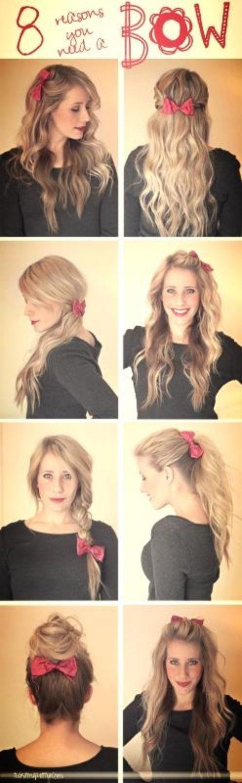 diferentes peinados para pelo ondulado