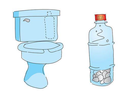 C mo ahorrar agua en casa for Lo espejo 0847 la cisterna
