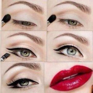Aprender a maquillarse como delinear los ojos - Como maquillarse paso apaso ...
