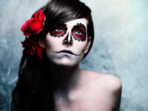 Maquillajes de Halloween 2013 paso a paso