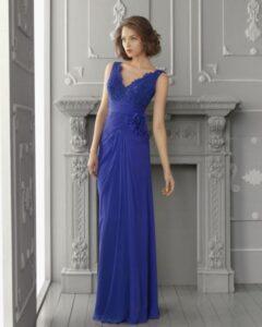 a8008872b7 12 Vestidos elegantes y sencillos para ir a una boda