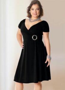 Los Mejores Vestidos Para Gorditas Luce Tus Curvas
