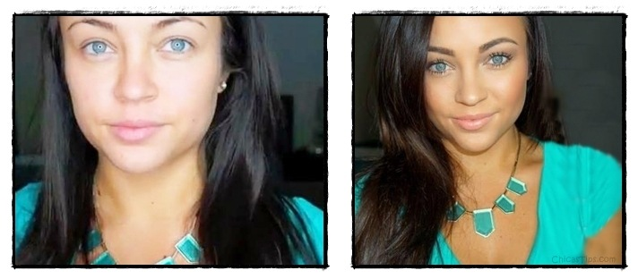 Maquillaje natural paso a paso - Como maquillarse paso a paso ...