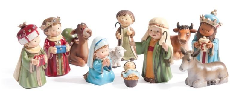 Ideas para decorar en navidad for Como decorar un belen de navidad