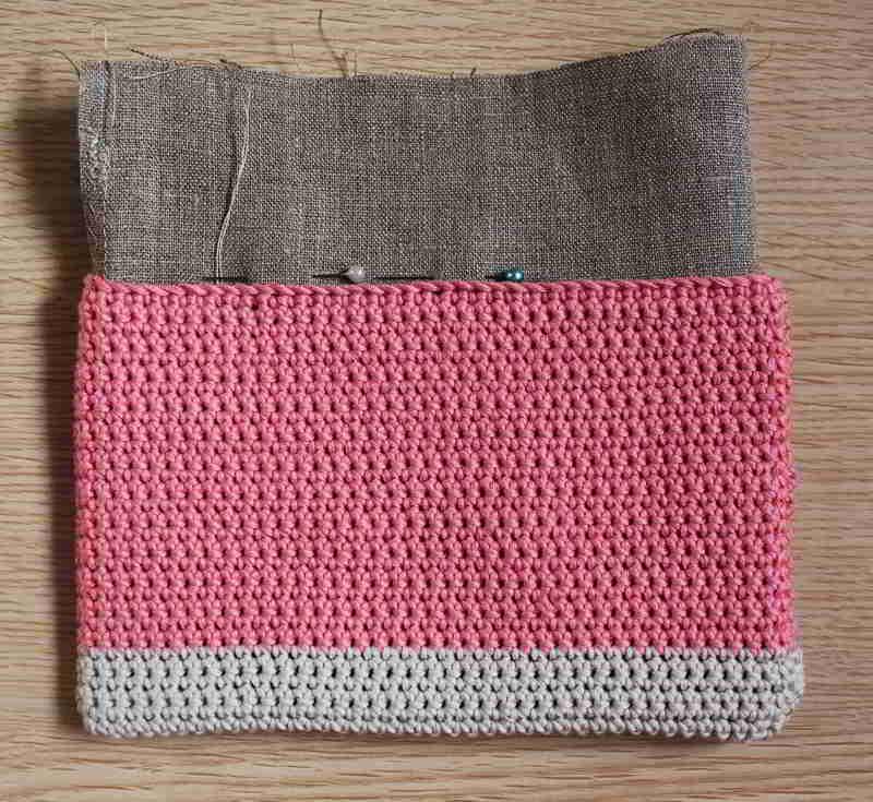Monederos de crochet paso a paso - Patrones monederos ganchillo ...