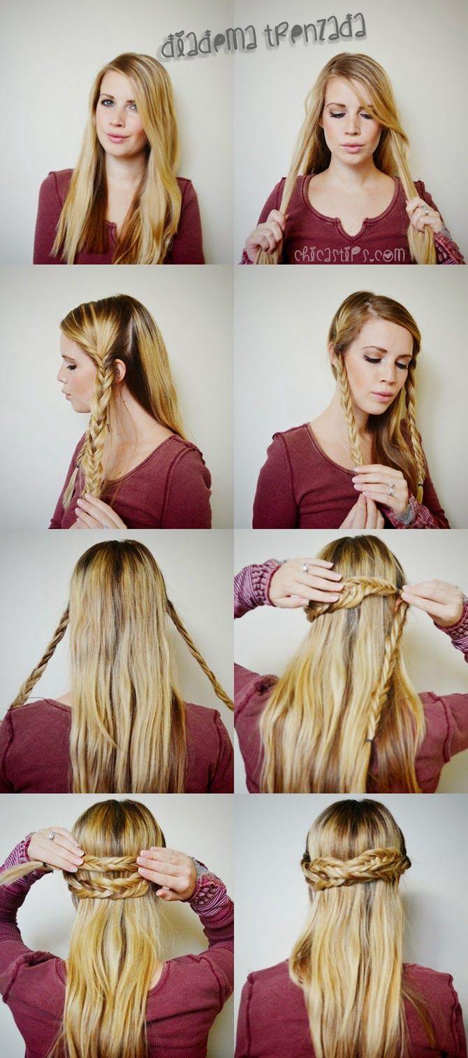 peinados con pelo suelto 3