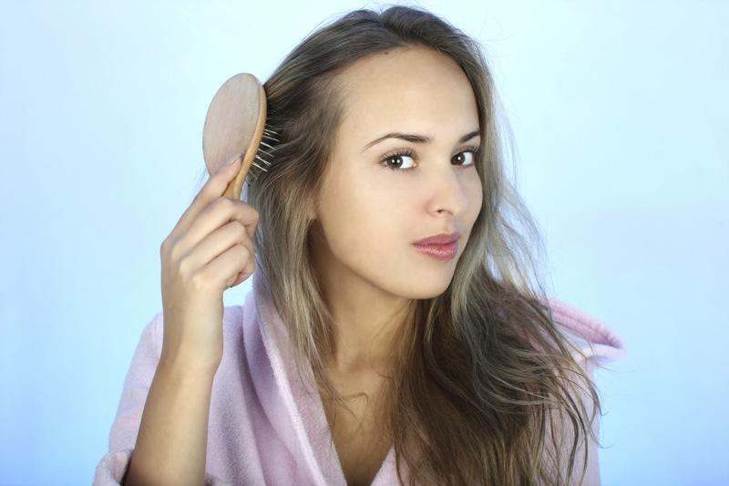 Eco sapropel la máscara para los cabellos