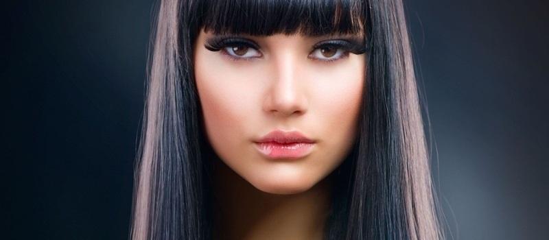 alisar el pelo de forma natural