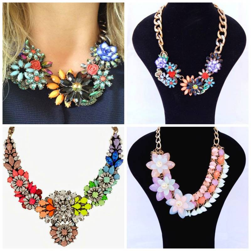 dbb3d15bcb4c Collares de moda  Acessorios 2016 - Candy Party