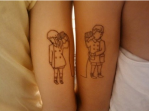 Tatuajes Originales Para Parejas Elegid El Vuestro
