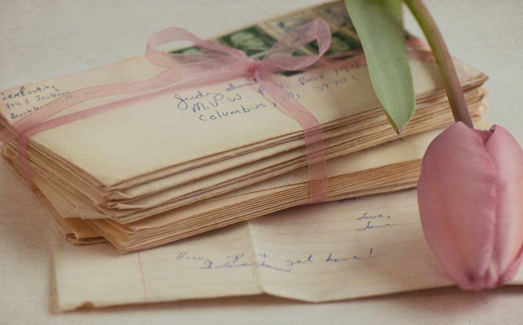 escribe la carta de amor perfecta