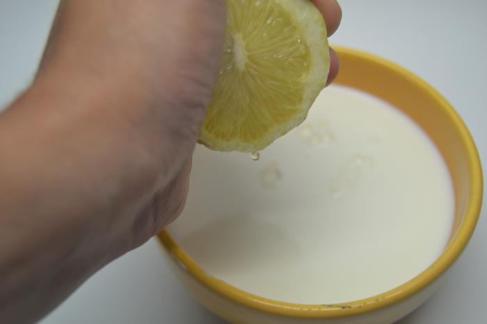 leche y limon