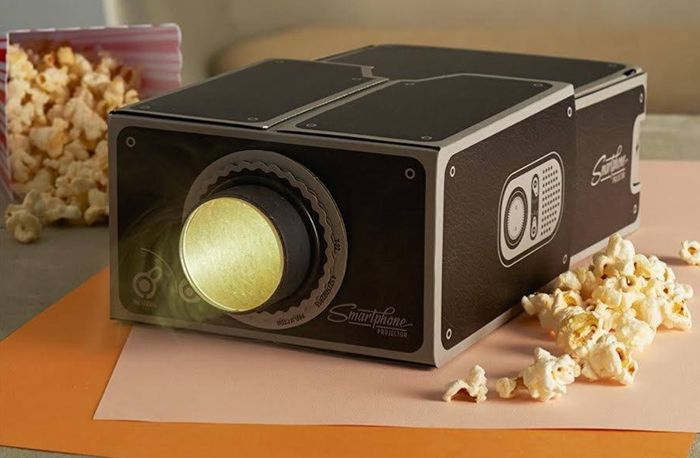proyector para smartphones