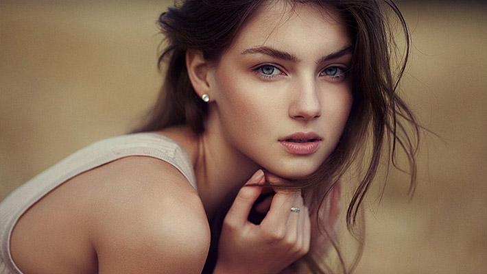 rostros hermosos sin maquillaje